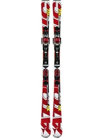 Горные лыжи с креплениями Atomic Race TI SL + NEOX TL 12 11/12