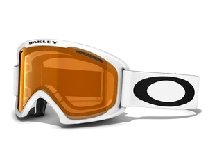 Маска Oakley O2 XL Matte White / Persimmon