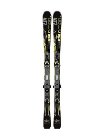 Горные лыжи Salomon Enduro RS 800 + Z10 13/14