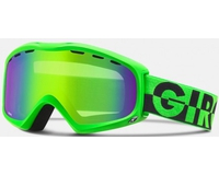 Маска Giro Signal Bright Green 50/50 /Loden Green (15/16)