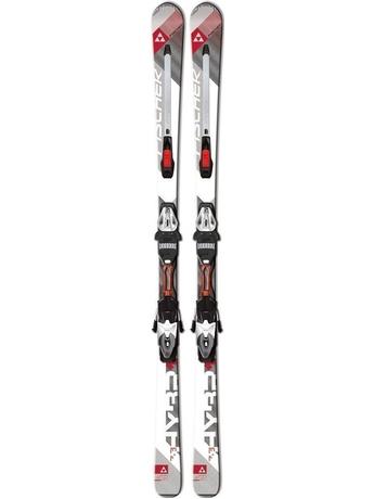 Горные лыжи Fischer Hybrid 7.3 без креплений 13/14
