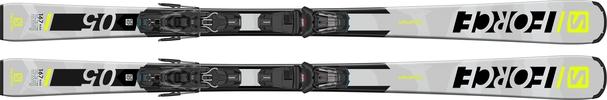 Горные лыжи Salomon S/Force 5 + крепления M10 GW (20/21)
