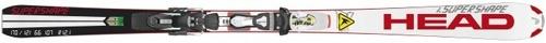 Горные лыжи с креплениями Head iSupershape SW SP13 + Freeflex Pro 14 (11/12)