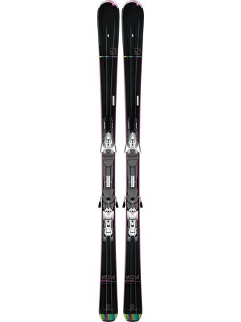 Горные лыжи Salomon W-24 + Z10 14/15
