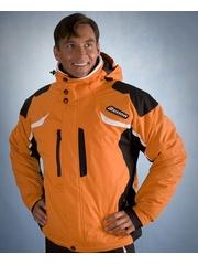 Куртка Besson Ellmau orange