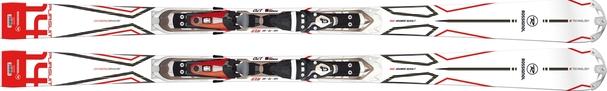 Горные лыжи Rossignol Pursuit 14 Ar/Bslt + Axium 110 TPI2 (14/15)