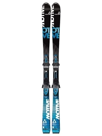 Горные лыжи с креплениями Fischer Motive X Powerrail + RS10 Powerrail 12/13