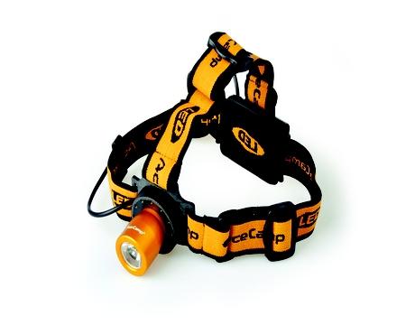 Фонарь налобный AceCamp 1W LED Headlamp с маяком на затылке 1019