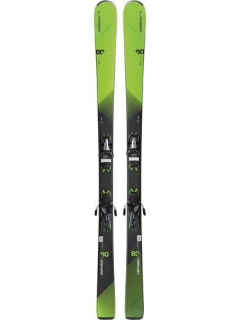 Горные лыжи Elan Amphibio 80 Ti PS + крепления ELS 11 16/17