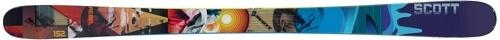 Горные лыжи с креплениями Scott Rebel + Mojo 11 Wide 88 (11/12)