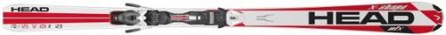 Горные лыжи с креплениями Head X-Shape MTX SW PR + PR 11 (11/12)