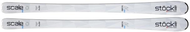 Горные лыжи Stockli Scale Alpha + крепления D XM13 blue C90 (17/18)