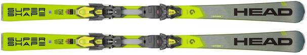 Горные лыжи Head Supershape i.Speed+ крепления PRD 12 (19/20)