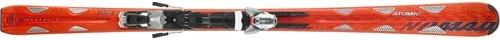 Горные лыжи Atomic Highnoon TI + крепления XTO 412 (08/09)