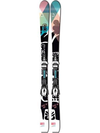 Горные лыжи Fischer Koa 75 + V9 MyStyle 14/15