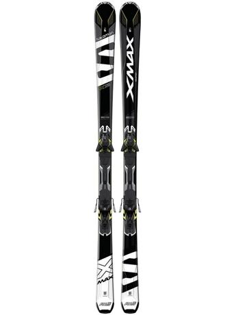 Горные лыжи Salomon X-Max X12 + крепления XT 12 Ti 16/17