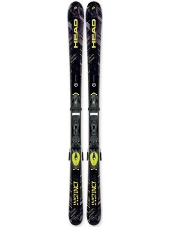 Горные лыжи Head Strong Instinct Ti + крепления PR 11 16/17