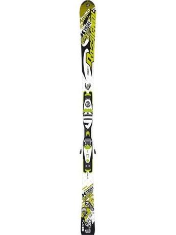 Горные лыжи Rossignol X-Fight 2 Oversize + крепления AXIUM 110 TPI2 07/08