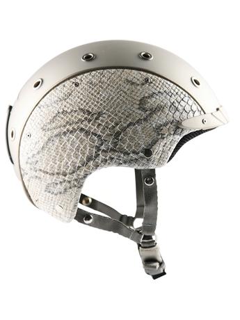 Горнолыжный шлем Indigo Snake Python New Gold
