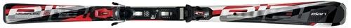Горные лыжи с креплениями Elan Waveflex 10 Red Fusion + EL 10 (12/13)