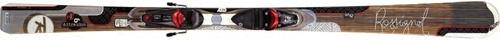 Горные лыжи с креплениями Rossignol Attraxion 6 Echo +Saphir 110S TPI2 (11/12)