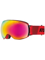 Маска Atomic Revent Q HD Red / Red