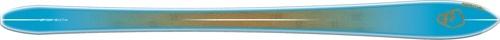 Горные лыжи без креплений Salomon BBR 8.9 Blue/Brown без креплений (12/13)