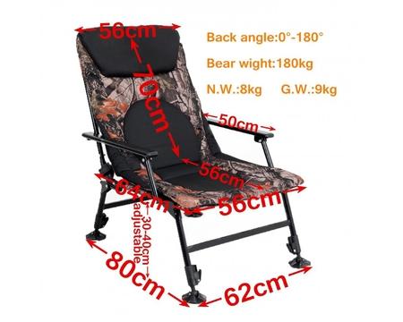 Кресло для карповой ловли Maverick Big Master