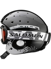 Горнолыжный шлем Salomon Zoom Combo Black