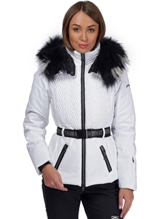 Куртка с мехом Sportalm Leopardy m K+P