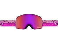 Маска Dragon NFX2 Stone Pink / Purple Ionized + Pink Ionized