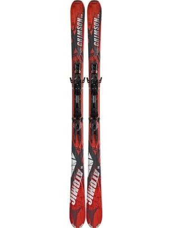 Горные лыжи с креплениями Atomic Crimson Ti + XTO 12 12/13