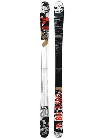 Горные лыжи Scott REBEL 2008 07/08