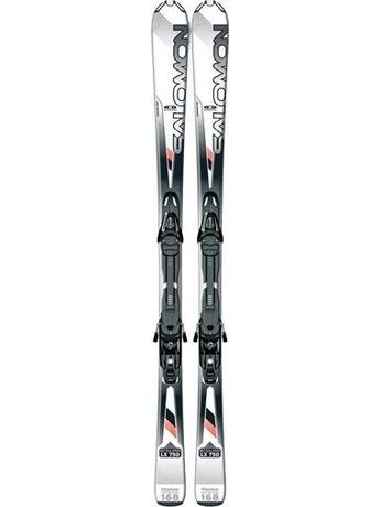 Горные лыжи с креплениями Salomon Enduro LX 750 + JL10 B80 11/12