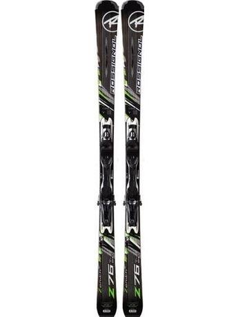 Горные лыжи с креплениями Rossignol Z76 Ti BSLT TPX + Axium 120S TPI2 11/12