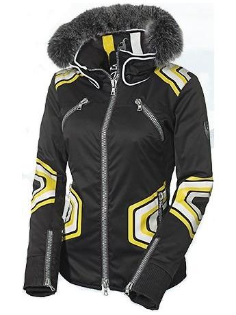Женская куртка Toni Sailer Adina Print Fur