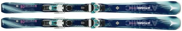 Горные лыжи Atomic Vantage X 80 CTI W + крепления Warden 11 DT (17/18)