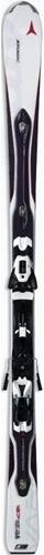 Горные лыжи Atomic D2 VF 73 white + крепления XTO 12 10/11