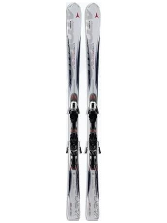Горные лыжи Atomic Vario Scandium chrom + крепления XTO 10 10/11