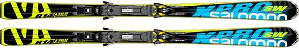 Горные лыжи Salomon X-Pro SW (169) + крепления XT 12 (15/16)