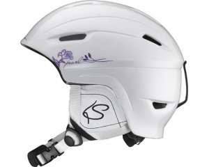 Шлем Salomon Pearl Origins White Pearl