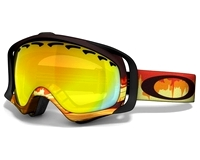 Маска Oakley Crowbar Shockwave Fire / Fire Iridium