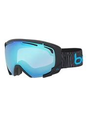 Маска Bolle Supreme OTG Matte Black & Neon Blue / Modulator 2.0 Vermillon® Blue