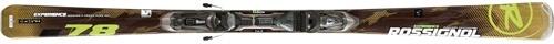 Горные лыжи с креплениями Rossignol Experience 78 TPI2 + AXM 110 L TPI Dk Grey (12/13)