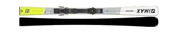 Горные лыжи Salomon S/Max 6 + крепления M10 GW L80 PM 21/22 (20/21)