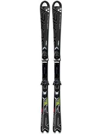 Горные лыжи с креплениями Fischer RC4 Worldcup SC C-Line + C-line C13 Flowflex 2.0 11/12