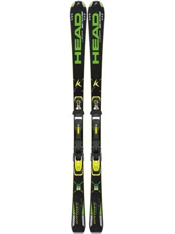 Горные лыжи Head i.Supershape Magnum + PRX 12 Racing 13/14