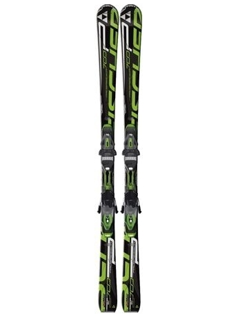 Горные лыжи с креплениями Fischer Progressor 700 Powerrail + RS10 Powerrail 12/13