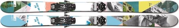 Горные лыжи Fischer Koa 100 (14/15)