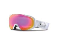 Маска Giro Field White Geo/ Amber Pink 37 (14/15)